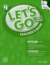 Let´s Go Fourth Edition 4 Teacher´s Book