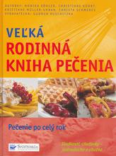 Vežká rodinná kniha pečenia
