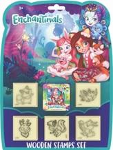 Razítka 5+1 Enchantimals