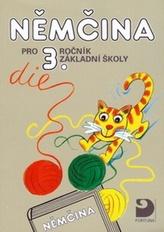 Němčina pro 3.ročník základní školy - Učebnice