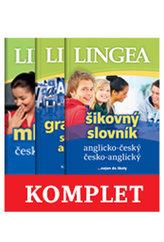 Komplet angličtina: mluvník, gramatika, šikovný slovník