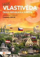 Hravá vlastivěda 5 - Česká republika a Evropa - Metodická příručka pro učitele