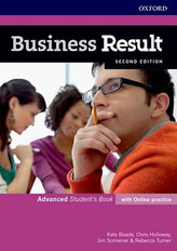 Business Result Advanced Student´s Book with Online Practice (2nd)