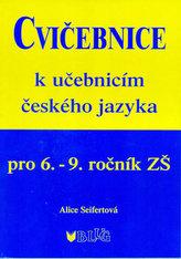 Cvičebnice českého jazyka pro 6.-9.ročník