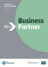 Business Partner B2+ Teacher's Book  w/ MyEnglishLab