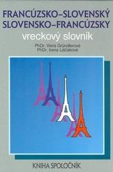 Francúzsko-slovenský a slovensko-francúzsky vreckový slovník