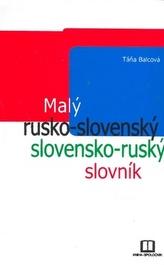 Malý rusko-slovenský a slovensko-ruský slovník