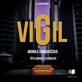 Vigil (Audiokniha CD-MP3)