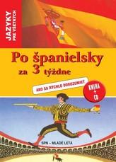 Po španielsky za 3 týždne