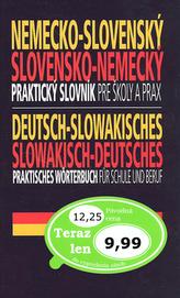 Nemecko-slovenský, slovensko-nemecký praktický slovník pre školy a prax