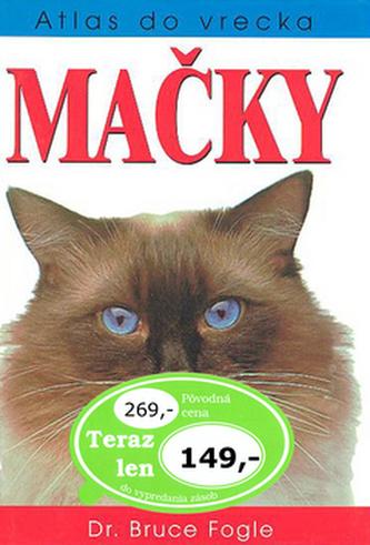 Atlas do vrecka Mačky