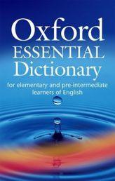 Oxford Essential Dictionary, w. CD-ROM