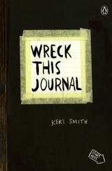 Wreck This Journal. Mach dieses Buch fertig, englische Ausgabe