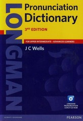 Longman Pronunciation Dictionary, w. CD-ROM
