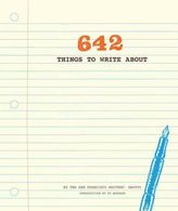 642 - Things to Write about