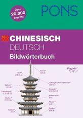 PONS Bildwörterbuch Chinesisch - Deutsch