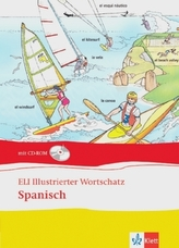 ELI illustrierter Wortschatz Spanisch, m. CD-ROM