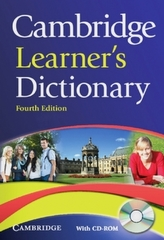 Cambridge Learner's Dictionary, w. CD-ROM