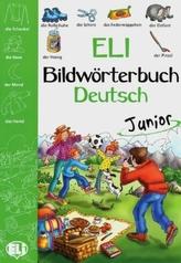 ELI Bildwörterbuch Deutsch Junior