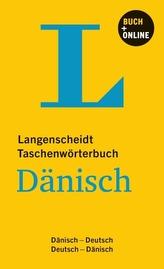 Langenscheidt Taschenwörterbuch Dänisch - Buch mit Online-Anbindung