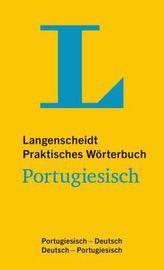 Langenscheidt Praktisches Wörterbuch Portugiesisch