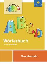 Wörterbuch mit Englischteil
