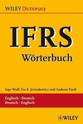 International Financial Reporting Standards (IFRS) Wörterbuch Englisch-Deutsch / Deutsch-Englisch. International Financial Repor