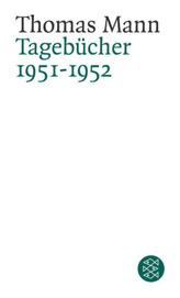 Tagebücher 1951-1952