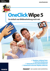 OneClickWipe 5.0, 1 CD-ROM