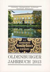 Oldenburger Jahrbuch 2013
