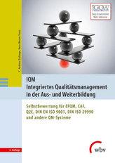 IQM - Integriertes Qualitätsmanagement in der Aus- und Weiterbildung