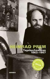 Heimrad Prem, Tagebuchnoitzen1963-1967