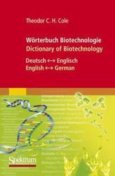 Wörterbuch Biotechnologie