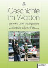 Geschichte im Westen. Bd.30/2015