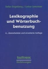 Lexikographie und Wörterbuchbenutzung