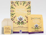 English Tea Shop Bílý čaj, kokos a Passion Fruit redesign mandala
