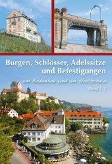 Östlicher Teil rund um Meersburg, Immenstaad, Friedrichshafen, Bermatingen und Markdorf