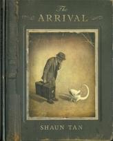 The Arrival. Ein neues Land, englische Ausgabe