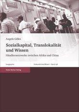Sozialkapital, Translokalität und Wissen