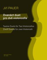 Dvanáct duet pro dvě violoncella