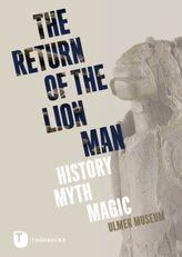 The Return of the Lion Man. Die Rückkehr des Löwenmenschen, englische Ausgabe