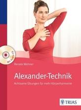 Alexander-Technik, m. Audio-CD