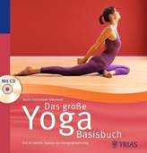 Das große Yoga Basisbuch, m. CD