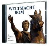 Weltmacht Rom, 4 Audio-CDs