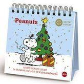 Peanuts Adventsaufsteller