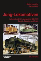 Jung-Lokomotiven, m. CD-ROM. Bd.2
