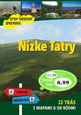 Nízke Tatry Ottov turistický sprievodca