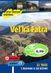 Veľká Fatra Ottov turistický sprievodca