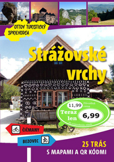 Strážovské vrchy Ottov turistický sprievodca