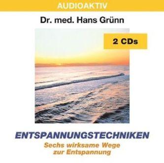 Entspannungstechniken, 2 Audio-CDs